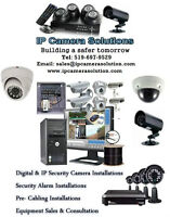Security Camera Systems & Installations