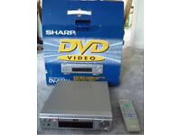 Sharp DV-600 DVD Player