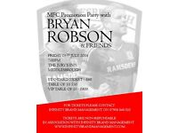 MFC Promotion Party with Bryan Robson