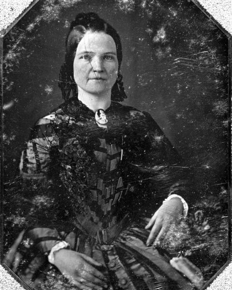 New 8x10 Photo: Wife of Abraham & Future First Lady Mary Todd Lincoln, ca. 1846