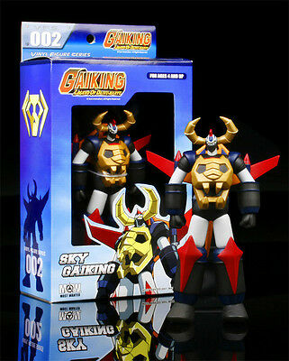 MOST WANTED LEGEND OF DAIKU-MARYU VFS 002 SKY GAIKING FIGURE  for sale  Shipping to United States