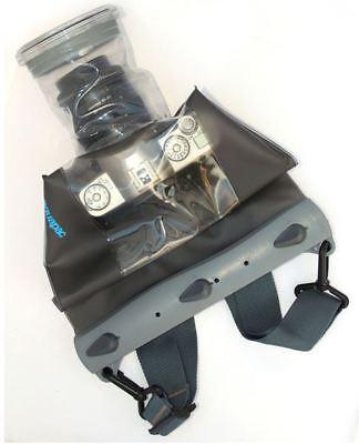 Aquapac Camera Case (Aquapac 458 Waterproof SLR Camera Case Protection Outdoors Tough Lens Mud Water)