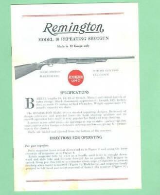 Manuals Remington