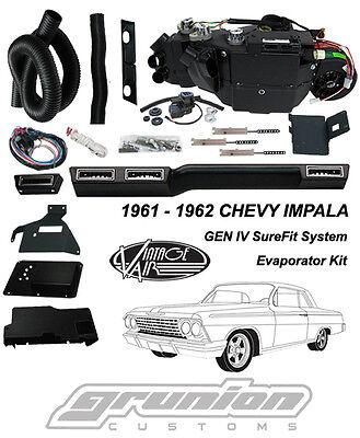 Vintage Air 1961 1962 Chevy Impala w/o AC Air Conditioning Evaporator Unit