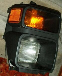 2008 2009 FORD F 250 350 450 550 HEADLIGHT ASSEMBLY PAIR Peterborough Peterborough Area image 1