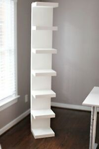 BRAND NEW LACK Wall shelf unit white (IKEA) - $50 (no damage)