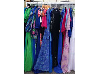 Job lot vintage dresses wholesale retro 60s 70s free Plymouth delivery