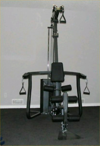 Nothern lights granite cable motion gym