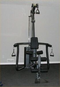 universal home gym/fuctional trainer