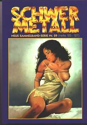 6 Schwermetall Sammelbände 29-34  (direkt vom Verlag)