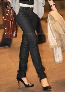 Korean-Fashion-Classic-slim-Elasticity-Jeans-Black-Skinny-Pants-Pencil-Trousers