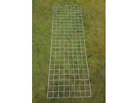 Wire Racking Perfect For A Shop Or Market Stall