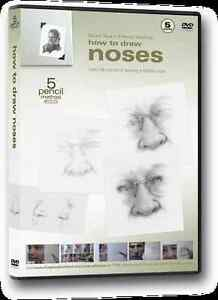 How to Draw Noses----NEW NEVER USED