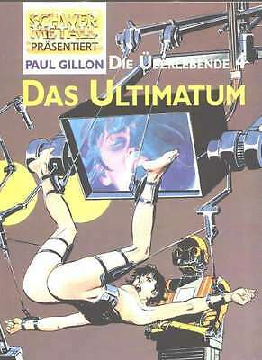 SM 59 Paul Gillon: Die Überlebende 04 - Das Ultimatum