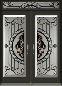 Entry Doors ✰ Steel Doors ✰ Fiberglass Doors✰Glass Inserts