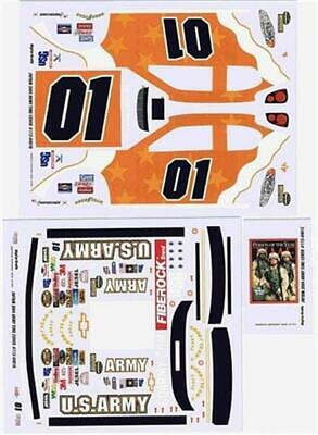 Just Want to Build a Model #01 Army Time Person of the Year 2004 Nascar decal (Army Models To Build)