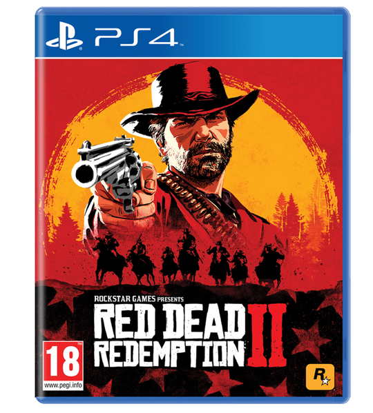 RED DEAD REDEMPTION 2 PS4 VIDEOGIOCO EU PLAY STATION 4 GIOCO ITALIANO GTA NUOVO