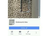 Dickinsons tiles (tiler)