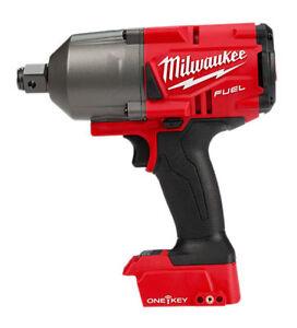 Milwaukee 2864-20 M18 FUEL™ w/ ONE-KEY™ Impact Wrench 3/