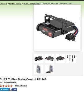 CURT TRIFLEX BRAKE CONTROLLER Model 51140