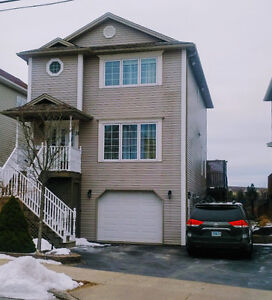 SOLD- Beautiful house with lake view in Clayton Park West