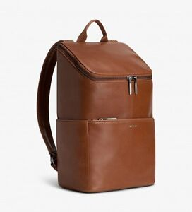 Matt & Nat Dean Backpack in Chili - Brand New With Tags