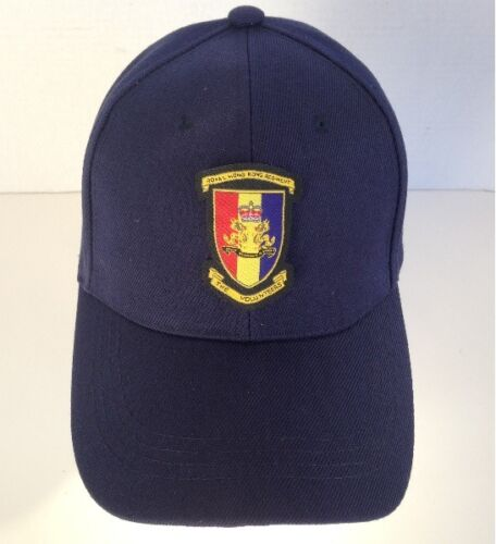 Cap #5 - Royal H. K. Regiment (Volunteers)w/color badge