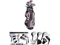 Ram Ladies FX-100 Golf Package Set (Graphite Shaft)