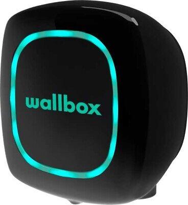 Wallbox Pulsar Ladestation E-Auto 5m Typ 2 Elektroauto Ladegerät 11 KW schwarz
