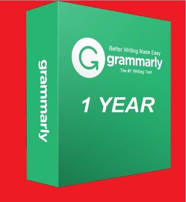 Grammar ly Premium🌟Fast Delivery🌟1 Year Subscription🌟Trusted Seller🌟Warranty