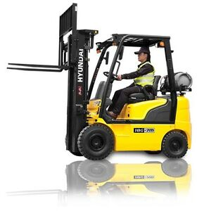 Forklift Operator Safety Training