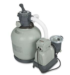 Intex  Krystal Clear™ Sand Filter Pump for Above Ground Pool