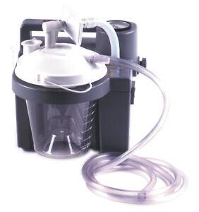 DeVilbiss-HomeCare-Portable-Suction-Aspirator-Machine-7305D-D-NEW