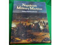 'NAPOLEON'S MILITARY MACHINE' BY P J HAYTHORNTHWAITE for sale  Dorset