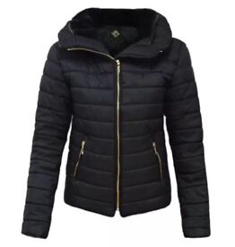 Brand new ladies Zara quilted puffer jacket only £12.99 4 colours available