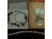 Three items of jewellery