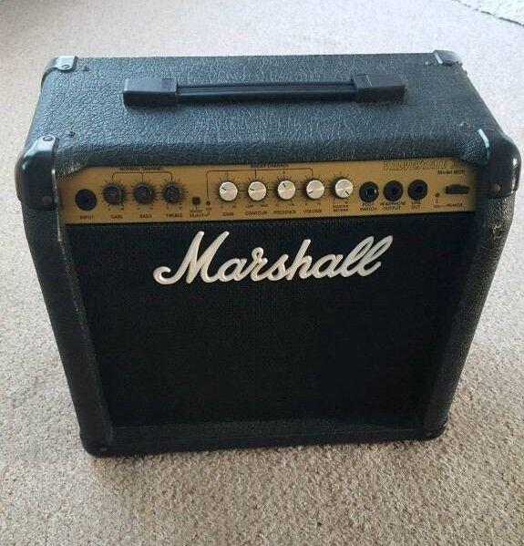 Marshall valvestate 20 guitar amp