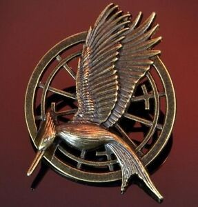 **1/2 PRICE** BRAND NEW Hunger Games Mockingjay Pins Brooches