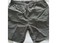 Grey Shorts for Summer holidays and swimming size UK 55/57