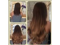 PROFESSIONAL MOBILE HAIR EXTENSIONS, ALL TYPES OF HAIR EXTENSION METHODS AVAILABLE
