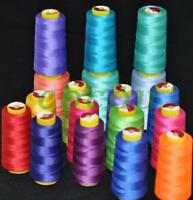 Cansew Poly threads - assorted