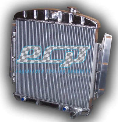 The Best Chevy 1955   1959 Pickup Truck Aluminum Hd Radiator   No 3 Row Junk