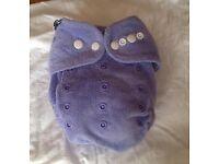 Itti Bitti Tutto - birth to potty, reusable nappy