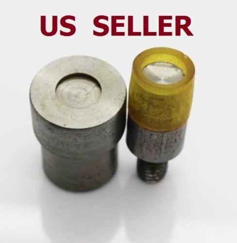 Manual Press Machine Rivet Setter Punch Puncher Tools Dies 6 7 8 9 10 12 15mm