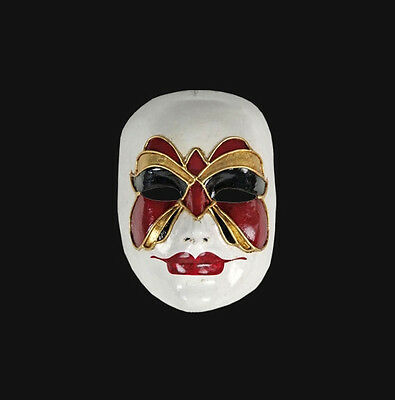 Mask Venice Volto Face Butterfly Mask - Venetian Authentic 98