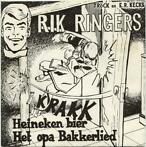 vinyl single 7 inch - Tröckener Kecks - Rik Ringers
