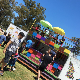 Over $105,000 sales in 27 days - Australia's coolest Food Truck