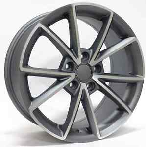 FINANCE FOR AUDI WINTER TIRE AND ALLOYS PACKAGES!!! Kawartha Lakes Peterborough Area image 2