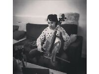Amateur Cello Player available