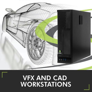 CAD Workstations Toronto Ontario North York For C4D/VFX/Octane